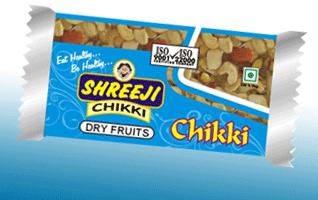 Dry Fruit Chikki
